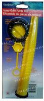2 Scepter Spout Kits Jerry Gas Can 4 Piece Parts 03647 Stopper Vent Screw Cap