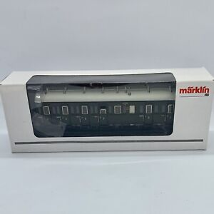 Marklin-H0-43311-Alongside-Railway-Compartment-Car-BC-21-Brand-New