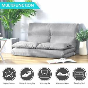 Sensational Details About Futon Chair Sofa Bed Daybed Floor Furniture Folding Sofa Living Room Bedroom Set Caraccident5 Cool Chair Designs And Ideas Caraccident5Info