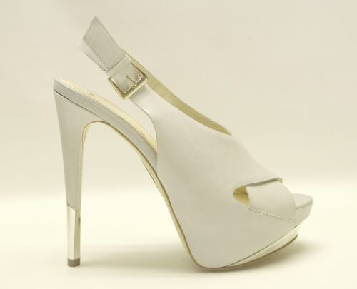 Scarpe Platforns Bride Back Nisteria grigia Acquista in 9 8 5 donna pelle da BxFCS5q