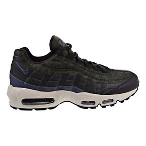 Nike Air Max 95 Premium Sequoia/Light Carbon Men's Running Shoes 538416-300