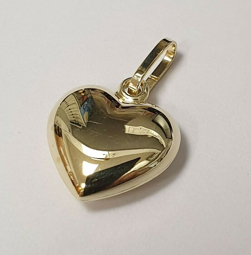 Pendentif Coeur de or yellow 585 346-115274.400 or yellow 585