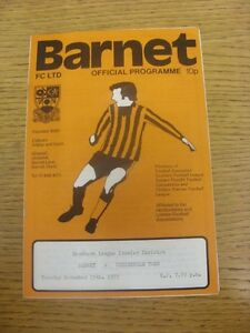 15-11-1977-Barnet-v-Cheltenham-Town-Any-faults-are-noted-in-brackets-otherwi