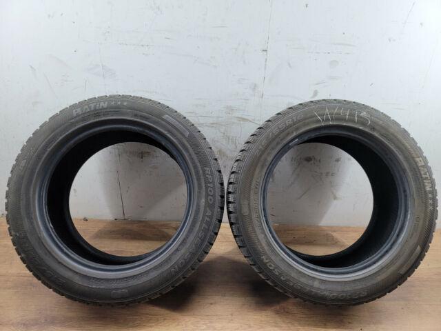 2 x Ganzjahresreifen Reifen Platin RP100 ALLSEASON 215/55 R16 97H DOT3219