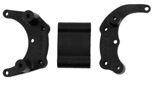 Rustler Bandit Stampede 2WD RPM Black Rear Bumper//Wheelie Bar Mount Slash 2WD
