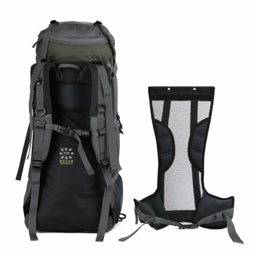 Travel Hiking Backpack Waterproof Outdoor Sport Camping Daypack Rucksack Bag 60L