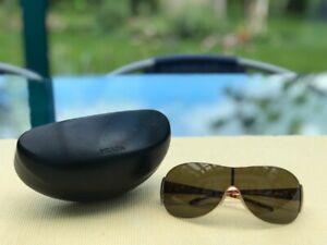 Prada-Sonnenbrille-mit-Etui-Designer-Top-Angebot-UNISEX-Gut