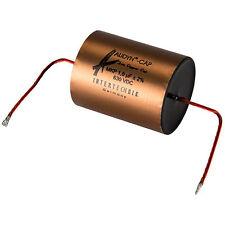 Audyn True Copper Cap 1.0uF 630V Copper Foil Capacitor