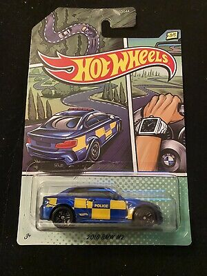 2020 Hot Wheels 2016 BMW M2 Police Car Walmart Exclusive