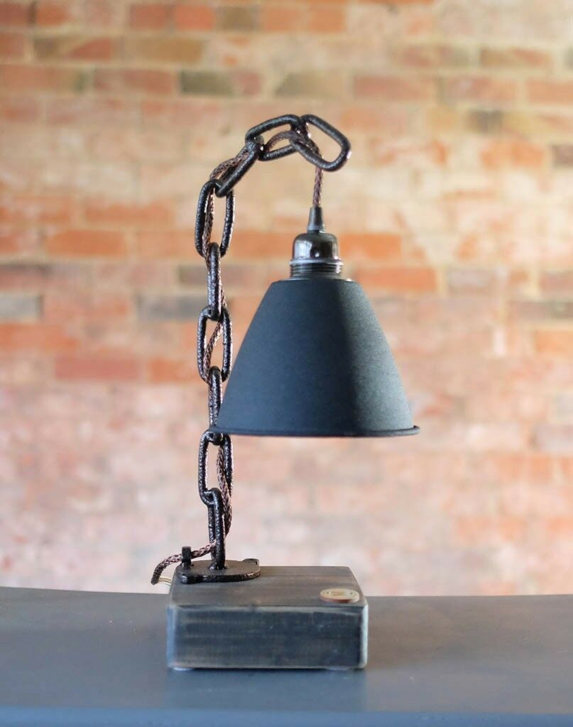 Vintage Piccola Ombra Shade Lamp Industrial Retro
