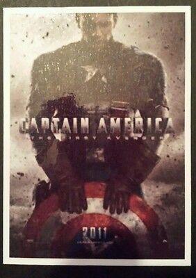 Captain America marvel super hero Sticker laptop guitar suitcase 529