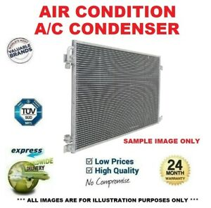 AIR CONDITION AC CONDENSER for DACIA DUSTER Box 1.5 dCi 4x4 2013->on