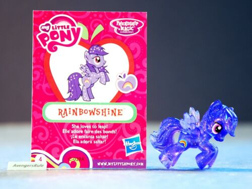 My Little Pony Wave 13 Friendship is Magic Collection 4 Rainbowshine