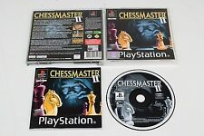 Chessmaster II (Sony PlayStation 1, 1999) PAL COMPLETE