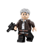 miniature 40 - STAR WARS Minifigures custom tipo Lego skywalker darth vader han solo obi yoda