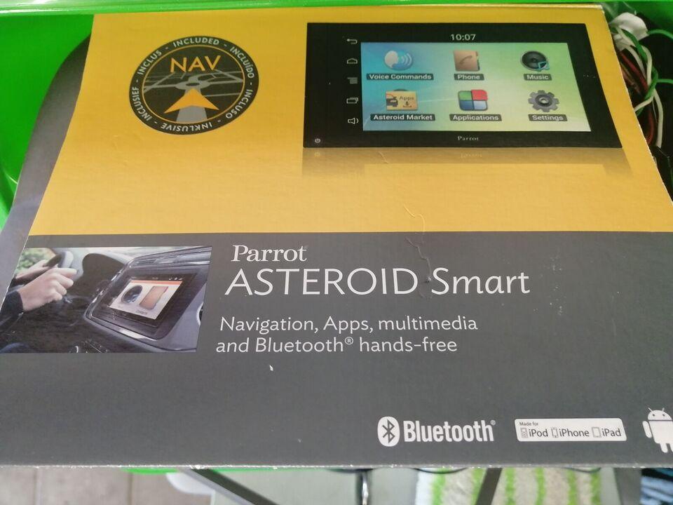 Multimedia system, Andet mærke Parrot