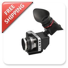 "Kamerar Optical Magnifier QV-1 LCD Viewfinder Loupe 3.5"" for BMPCC Cinema Camera"
