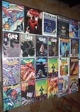 56- HUGE comic TPB HARD COVER LOT BATMAN SUPERMAN SDCC x men MARVEL DC MUST SEE
