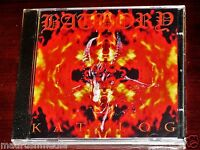 Bathory: Katalog Cd 2003 Best Of Greatest Black Mark Ab Sweden Bmcd666-17
