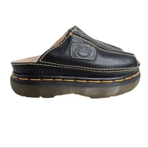 Vintage Dr. Martens Platform Slide Sandals Size 5