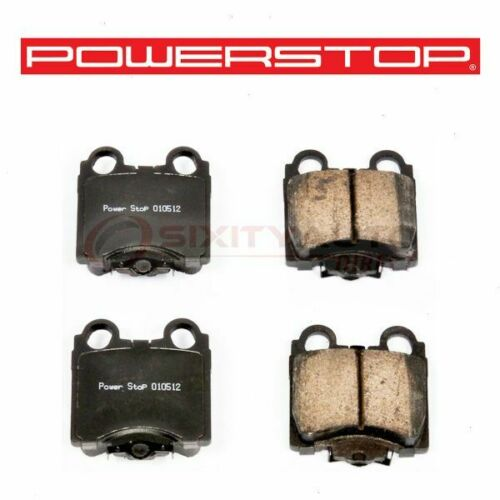 Braking rk PowerStop Rear Disc Brake Pad Set for 2001-2005 Lexus IS300