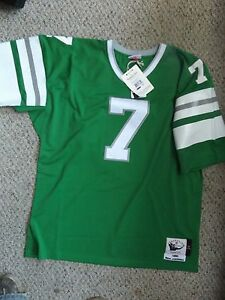 best service 56302 a3076 Details about Mitchell & Ness 1980 Ron Jaworski throwback jersey size 52  2xl retail 275$