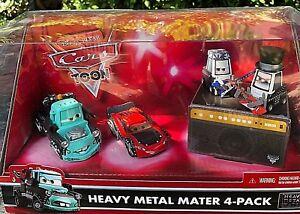 Toon Modellini: Heavy Metal Mater 4 pièces de Disney Pixar