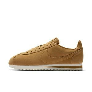 best service a0e61 e7530 Image is loading New-Mens-Nike-Classic-Cortez-SE-Suede-Wheat-