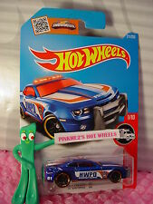 2016 i Hot Wheels '10 CAMARO SS #211✰New Blue;Red;HIGHWAY PATROL✰RESCUE✰Case P/Q