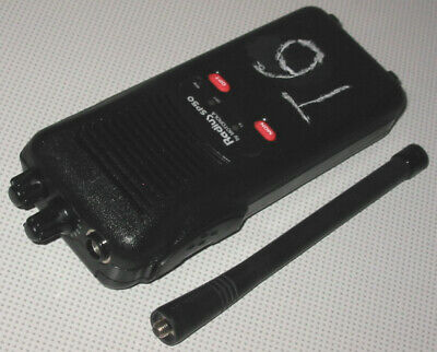 Motorola Sp50 2m Vhf Hfg Mit Bos Feuerwehr Programmierung - ähnl. Fug10 Wenigk.