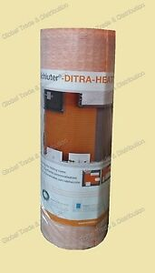 Schluter Systems Dh512m Ditra Heat Uncoupling Floor
