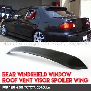 Image Is Loading Made For 98 01 Toyota Corolla 4dr 1pc