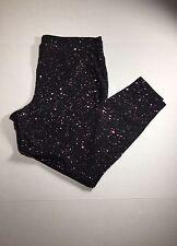 LIVI Active Lane Bryant Size 22/24 Galaxy Cosmo Athletic Legging Pants