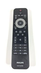 Genuine Philips DVD Player Remote Control RC-5210 with Batteries