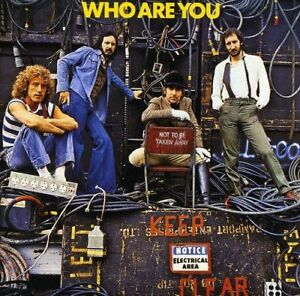 The-Who-Who-Are-You-CD