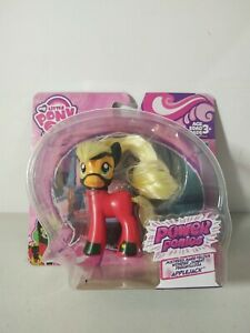 NEW-My-Little-Pony-APPLEJACK-Power-Ponies-Rarity-Target-Exclusive-Hasbro-2014