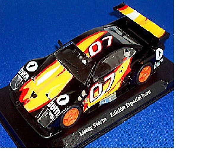 Fly E35  Lister Storm - Special Edition Burn New