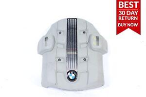 02-05-BMW-E65-E66-745i-745Li-Engine-Motor-Guard-Shield-Cover-Trim-Panel-A35-OEM
