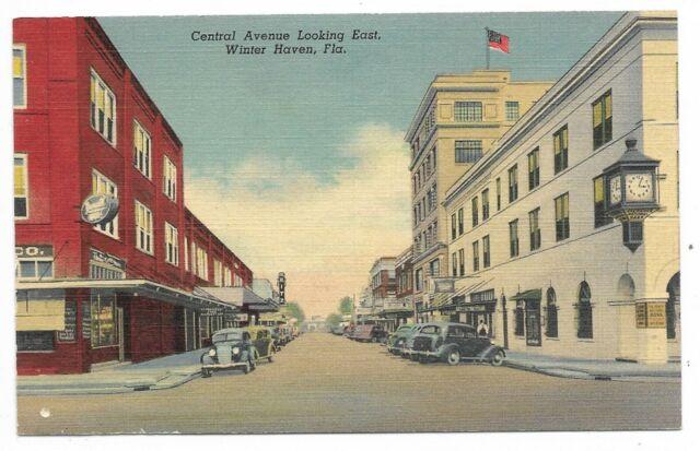 WEST HAVEN FLORIDA Central Avenue Looking East, Automobiles