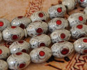 Prayer beads-Camel Bone inlaid Komboloi-Islamic Tasbih