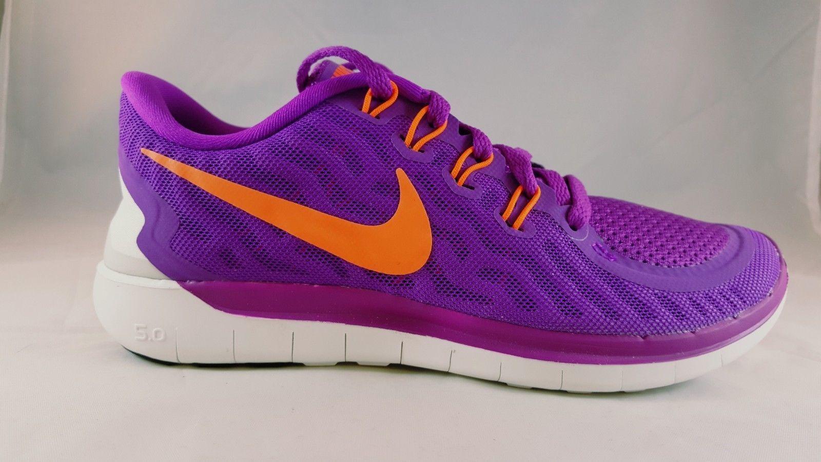 Nike Free 5.0 Women's Running Shoe 724383 503 Size 6.5
