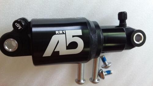 New Kind Shock Kindshock KS A5-RR1 Dual //Solo Air Rear Shock A5-RE 125//150//165mm