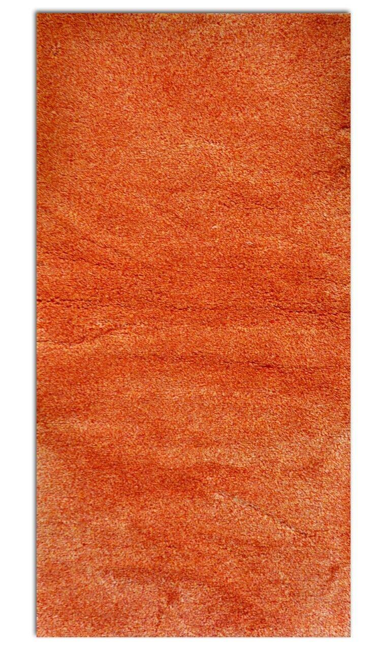 Thomas Badteppich Melange (MT-2356-11)   Orange   60 x 100 cm