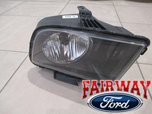 05-06 Mustang OEM Genuine Ford Halogen Head Lamp Light RH Passenger NEW
