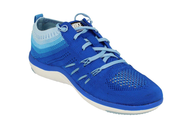 Nike Damen Gratis Tr 401 Focus Flyknit Laufschuhe 844817 401 Tr Turnschuhe aae8ac