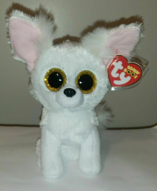 TY Slick Fox Plush Animal Toy Beanie Boos Soft Gift For Kid High Quality New