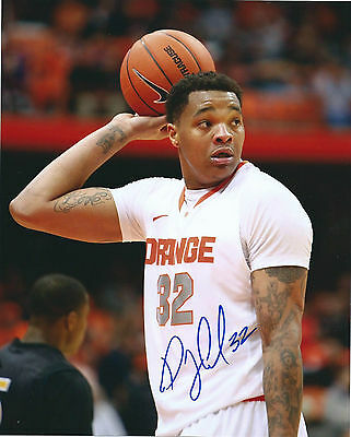 Sports Mem, Cards & Fan Shop Amiable Dajuan Coleman Signed Auto Autograph 8x10 Photo Su Syracuse Orange Su Orangemen