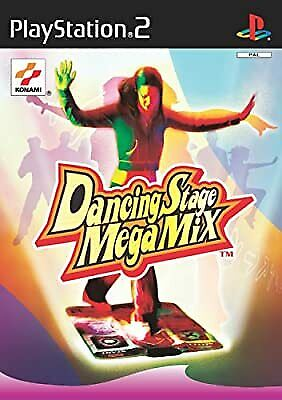 Dancing Stage MegaMix (PS2), , Used; Good Game