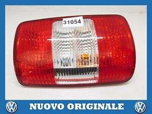 Rear Light Left Stop Original VOLKSWAGEN Caddy 3 Serial
