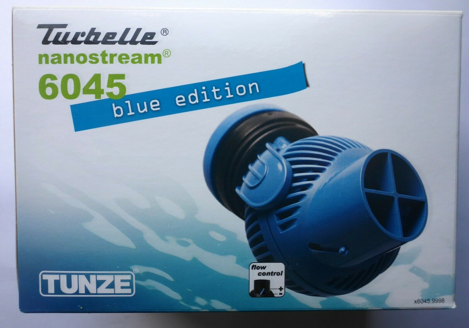 Tunze Turbelle Nanostream 6045 Blau